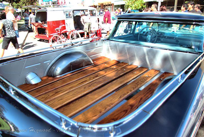 1959 Chevrolet El Camino bed  Braking for CarsBraking for Cars