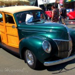 1939 Ford Woodie - 2014 Belmont Shore Car Show