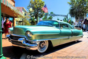 2017 Garden Grove Elvis Festival and King of Cadillacs Car Show.